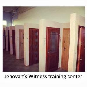 jehohvah training centre