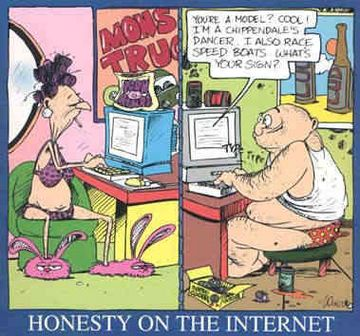 the bad of online dating