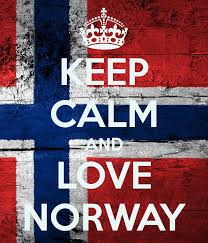 keepcalm and love norway