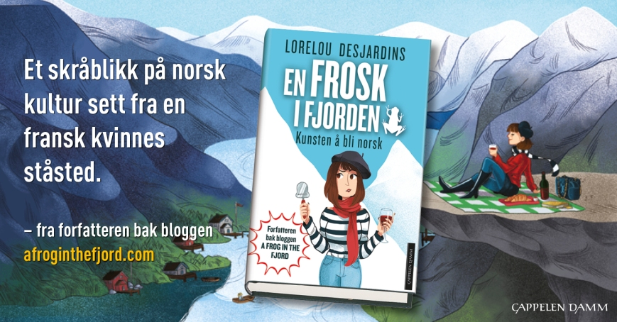 En frosk i fjorden_FB