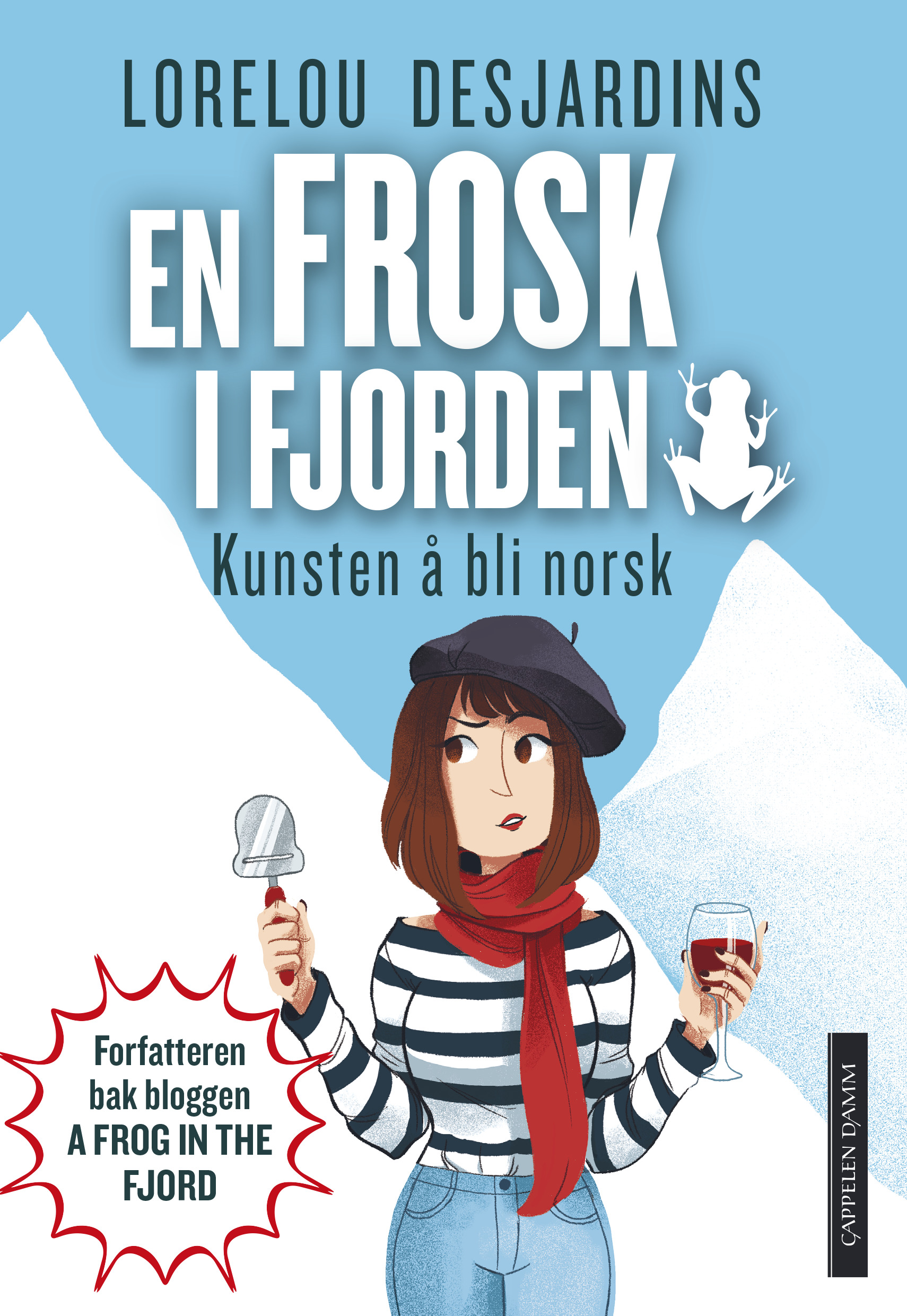 A frog in the fjord dating